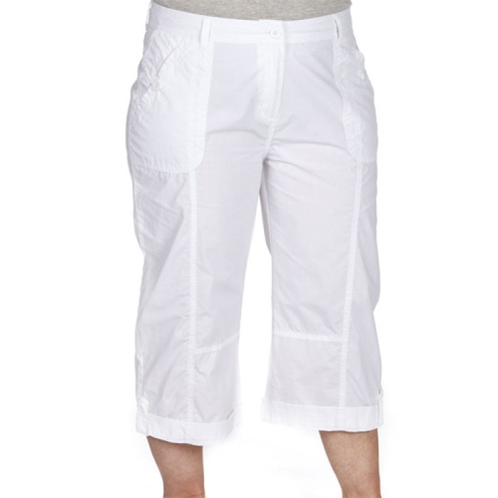9be877ca68 Capri Pants Trousers Shorts Cropped Cotton Ladies Womens